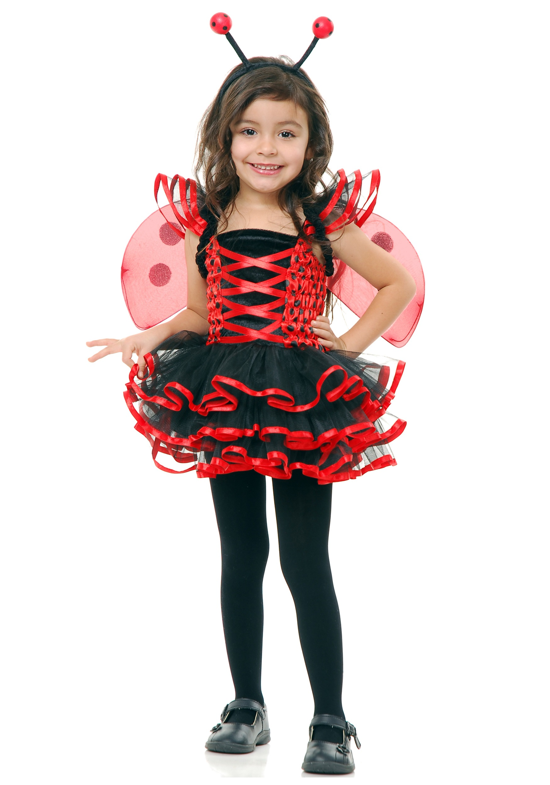 Toddler Lady Bug Cutie Costume