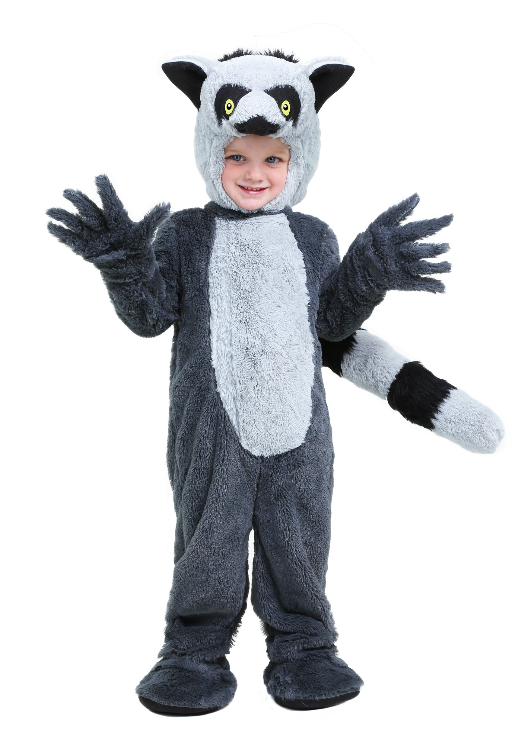 Toddler Lemur Costume