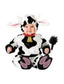 Toddler Mini Moo Cow Costume