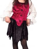Toddler Pirate Lady Costume