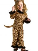 Toddler Pretty Leopard Costume