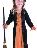 Toddler Renaissance Witch Costume