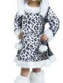 Toddler Snow Leopard Costume