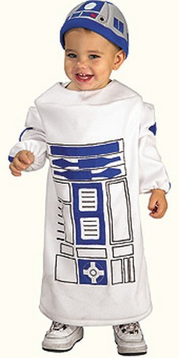 Toddler Star Wars R2D2 Costume
