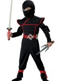 Toddler Stealth Ninja Costume