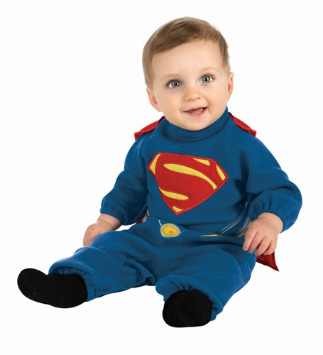Toddler Superman Costume - Man of Steel