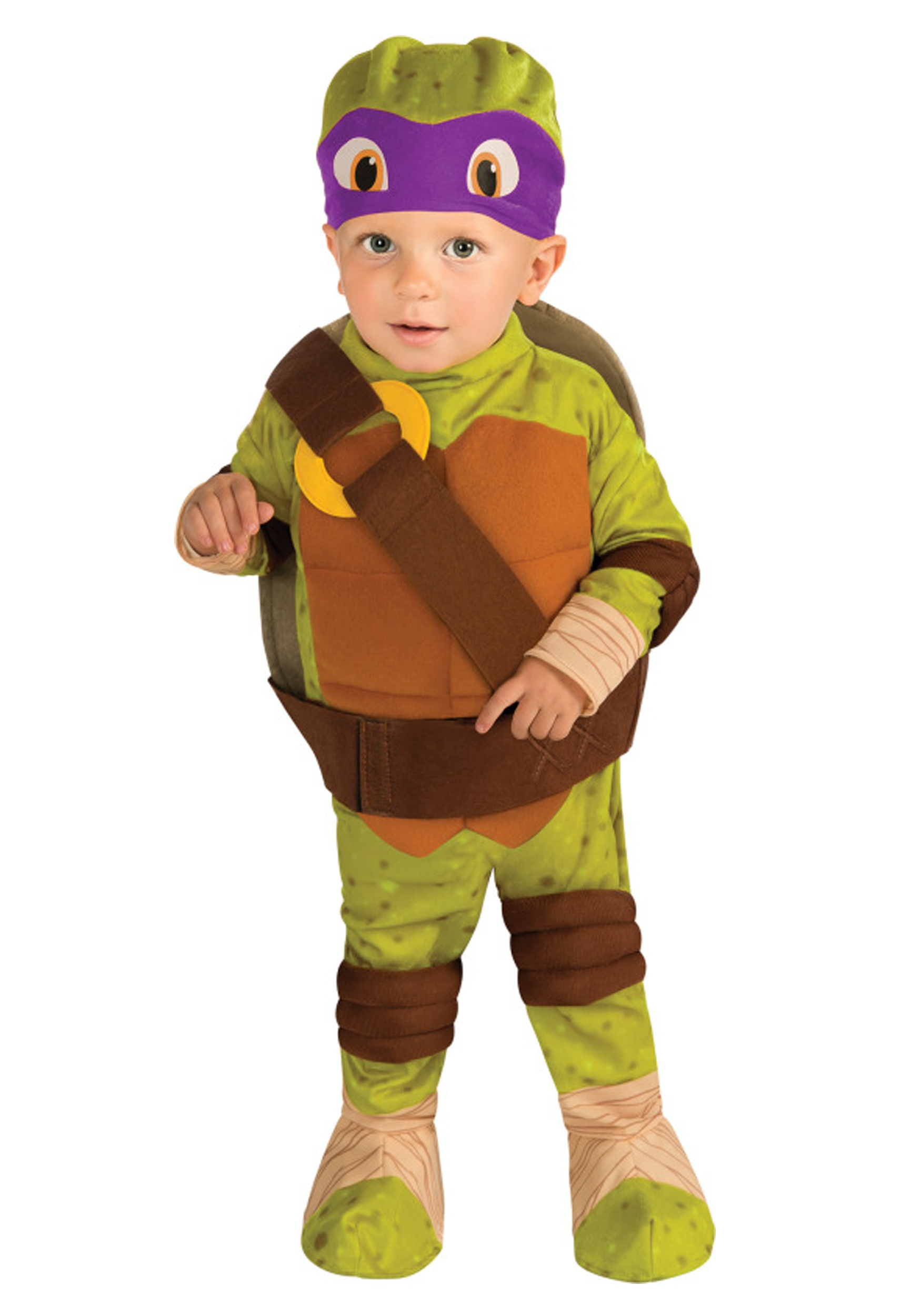 Toddler TMNT Donatello Costume