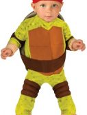 Toddler Teenage Mutant Ninja Turtle Raphael Costume