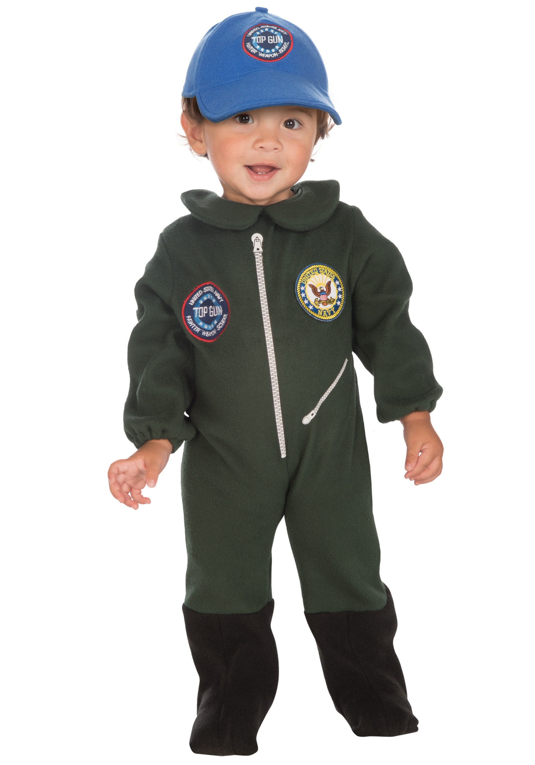 Toddler Top Gun Costume
