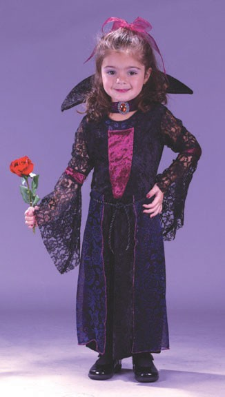 Toddler Vamptessa Vampire Costume