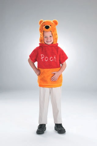 Toddler Winnie the Pooh Costume Vest