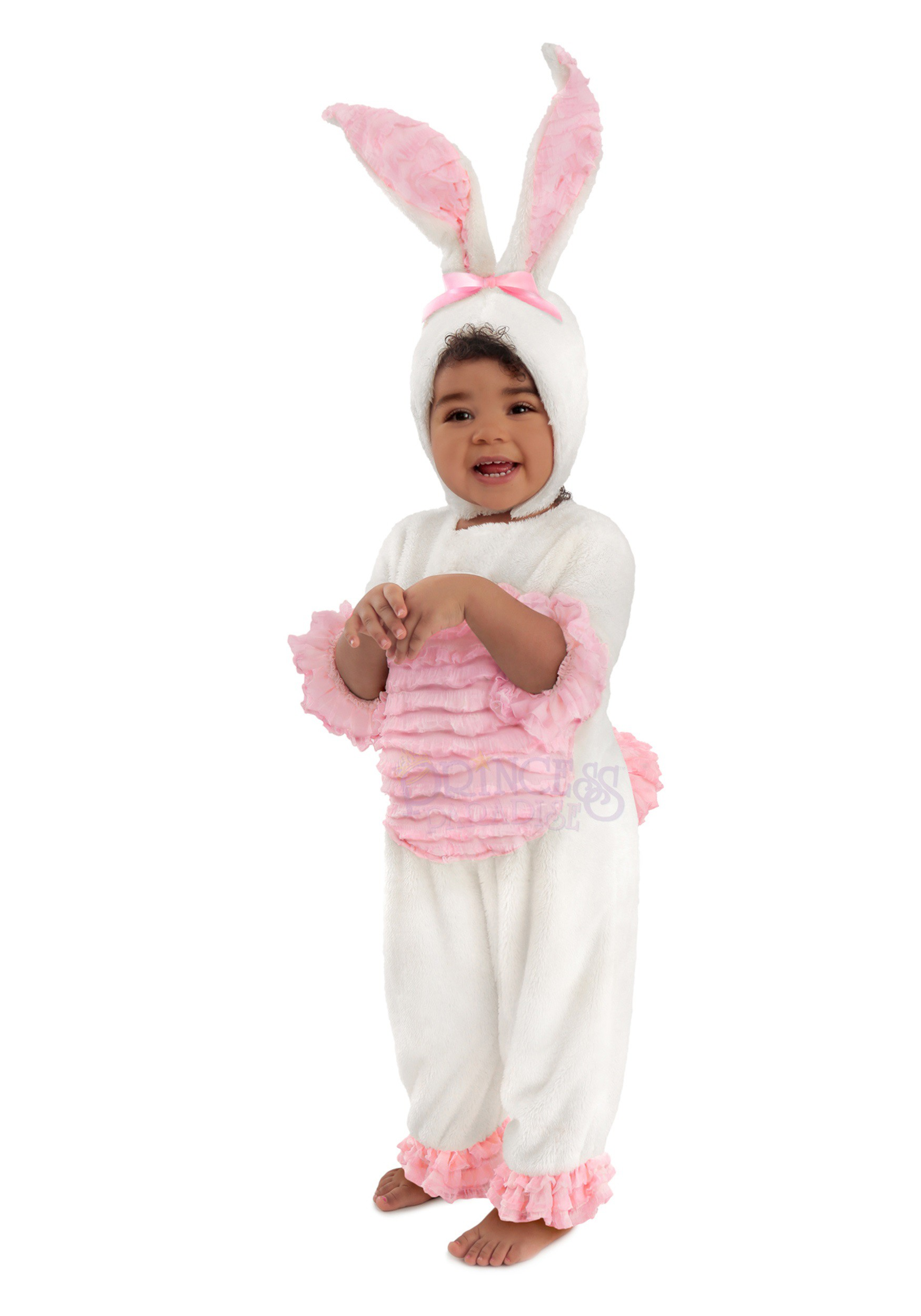 Toddler Zoey the Bunny Costume