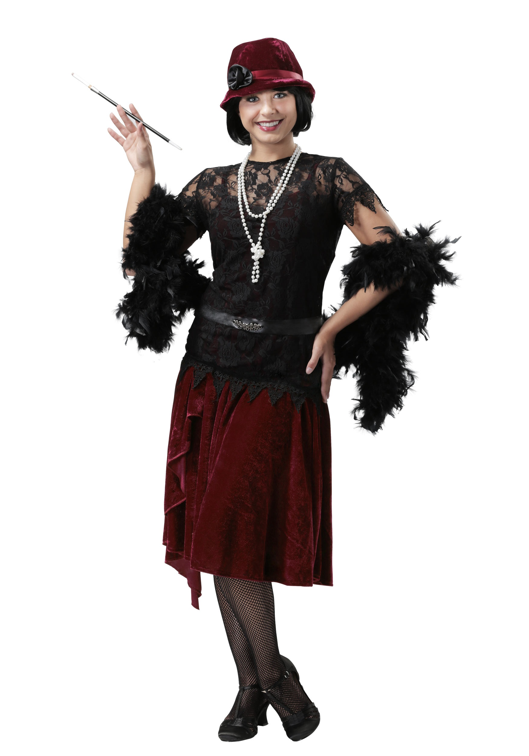 Toe Tappin' Flapper Women's Costume