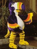Toucan Bird Costume
