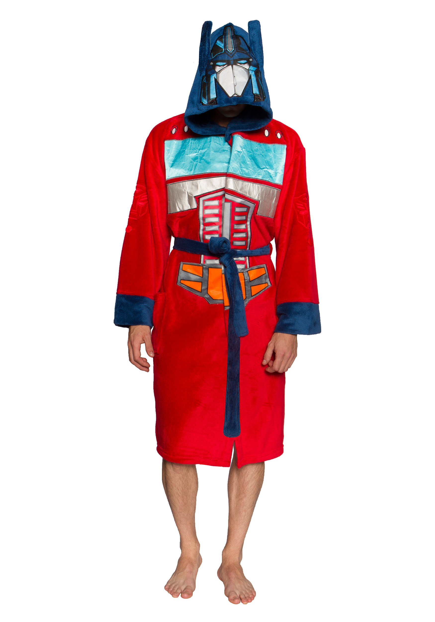 Transformers Optimus Prime Bathrobe