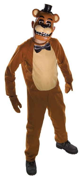 Tween Five Nights at Freddy's Fazbear Costume