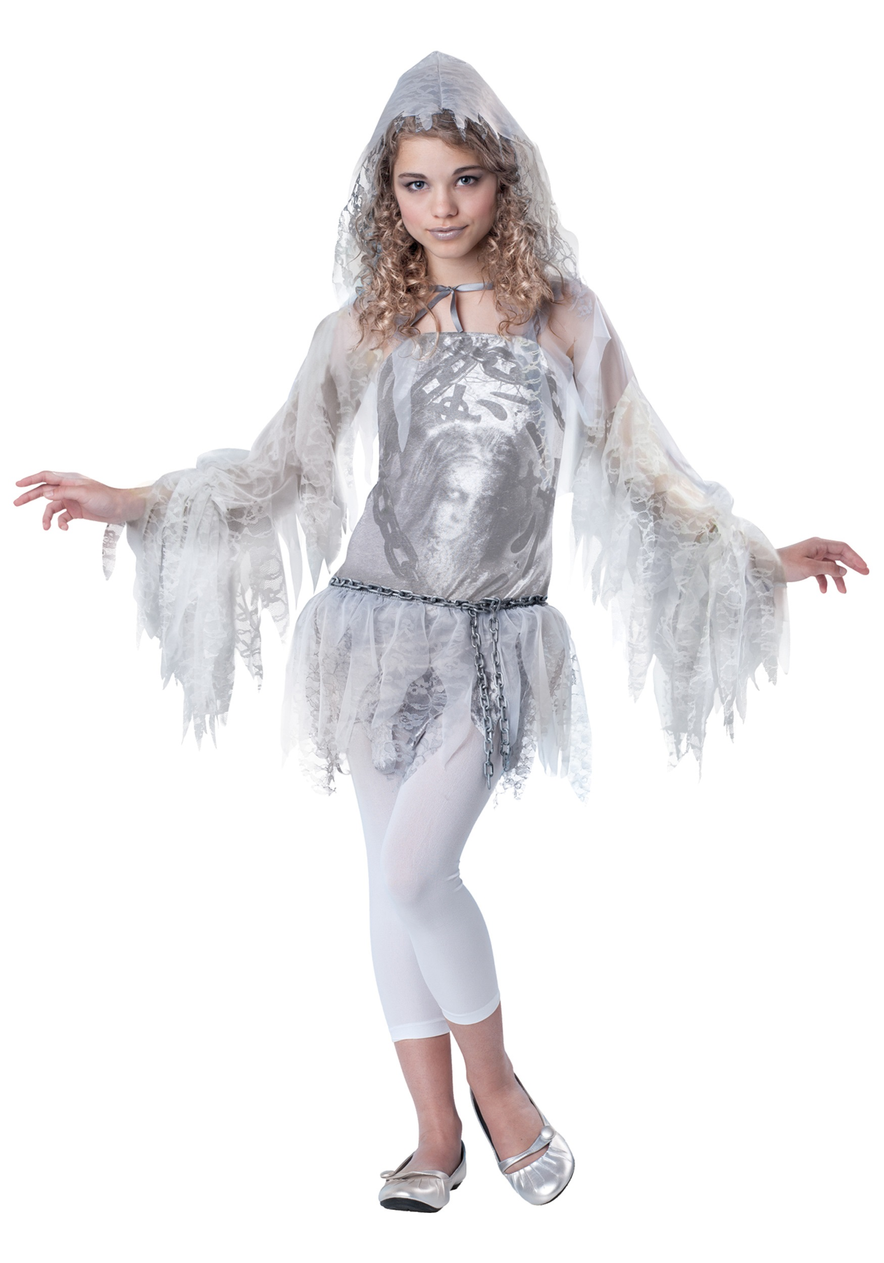 Tween Sassy Spirit Costume