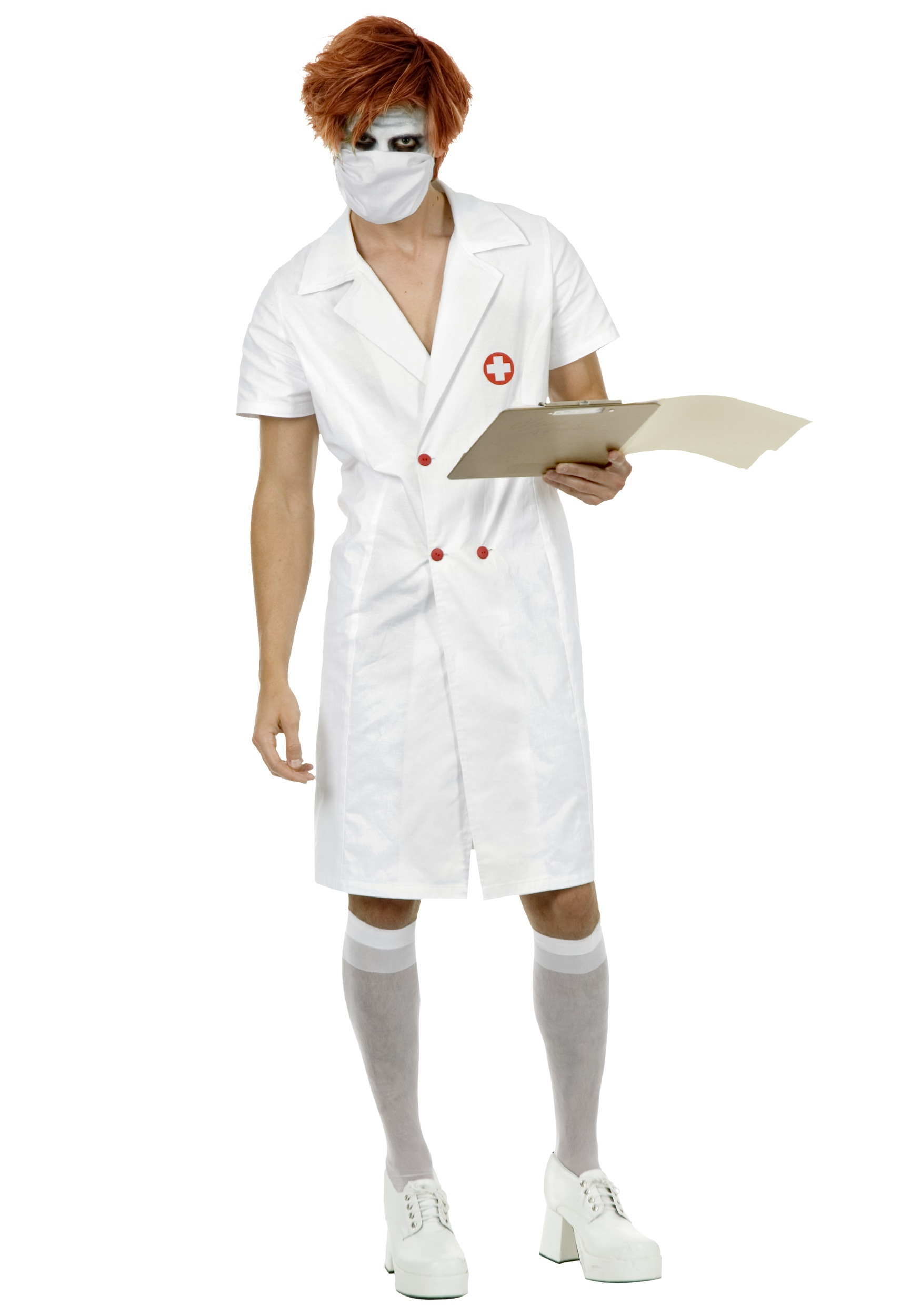 Twisted Nurse Costume