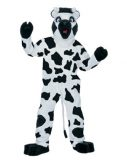 Two Person Cow Mascot Costume