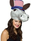 USA Donkey Hat - Democrat Hat