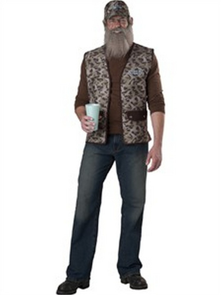 Uncle Si Duck Dynasty Costume
