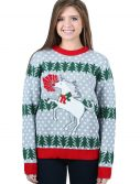 Unicorn Rudolph Ugly Christmas Sweater