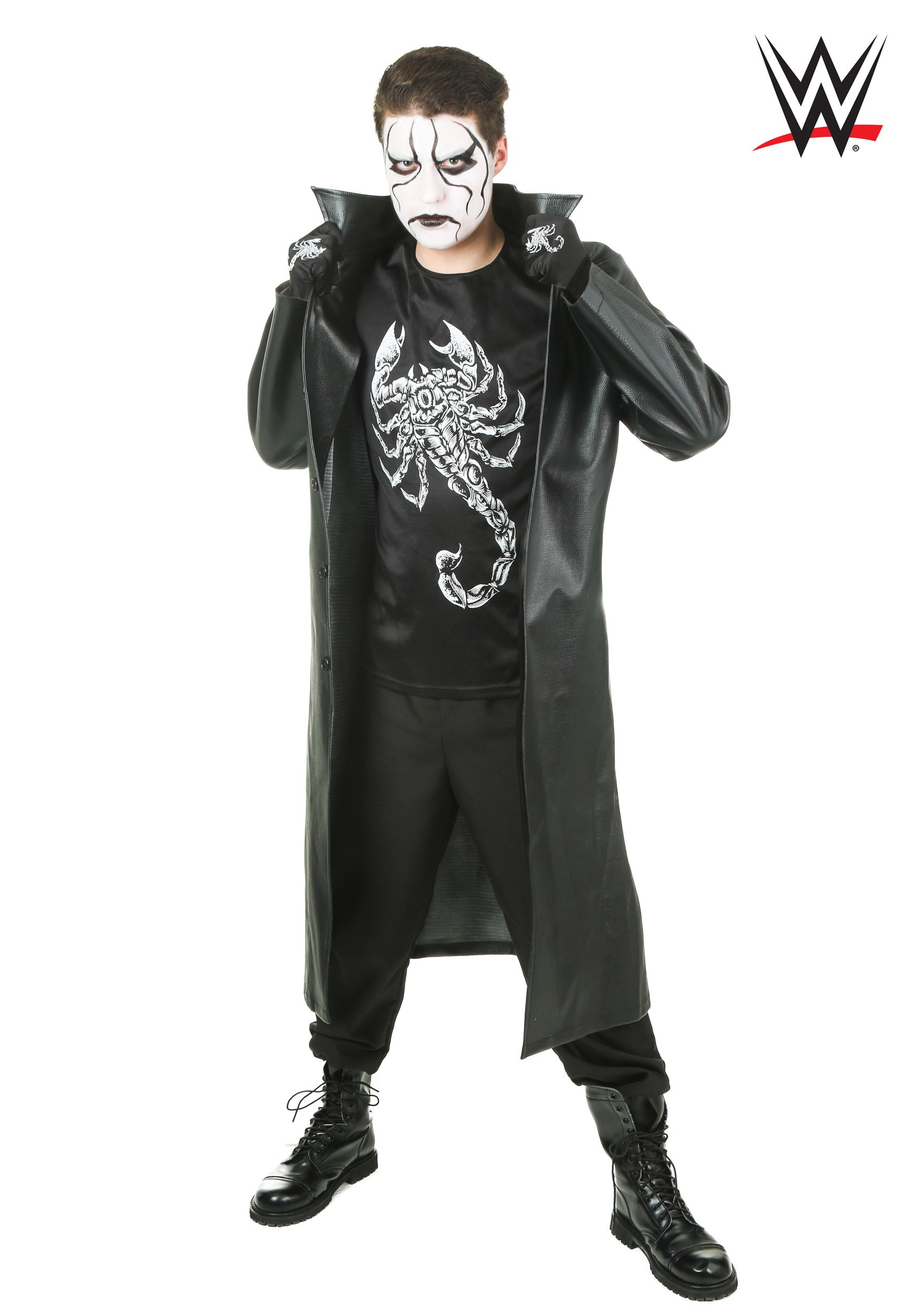 WWE Men's Sting Costume