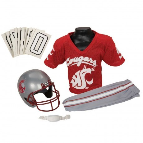Washington State Cougars Youth Uniform Set