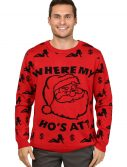Where My Ho's At Christmas Sweater