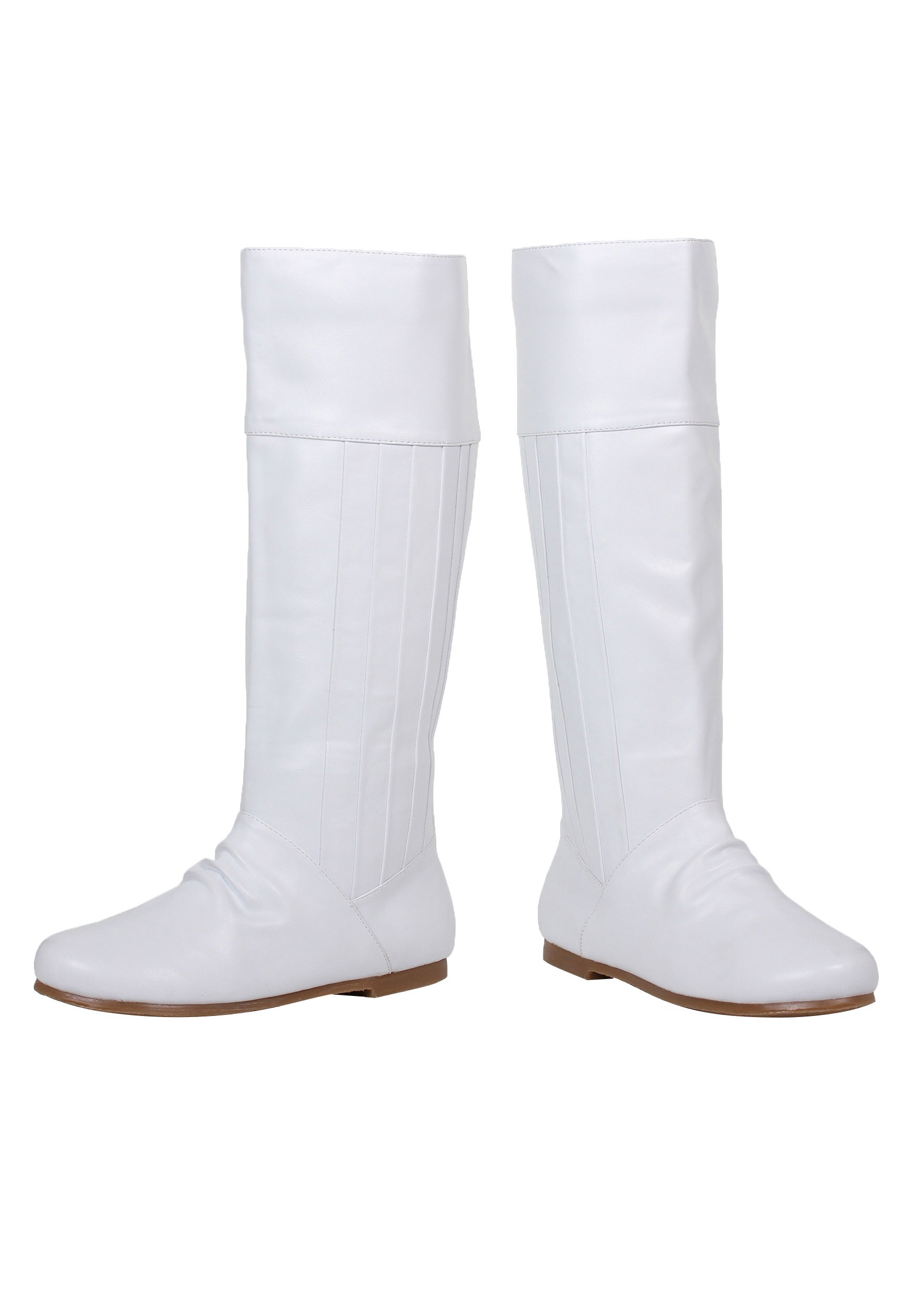 White Princess Boots