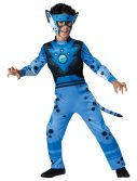 Wild Kratts Blue Cheetah Costume