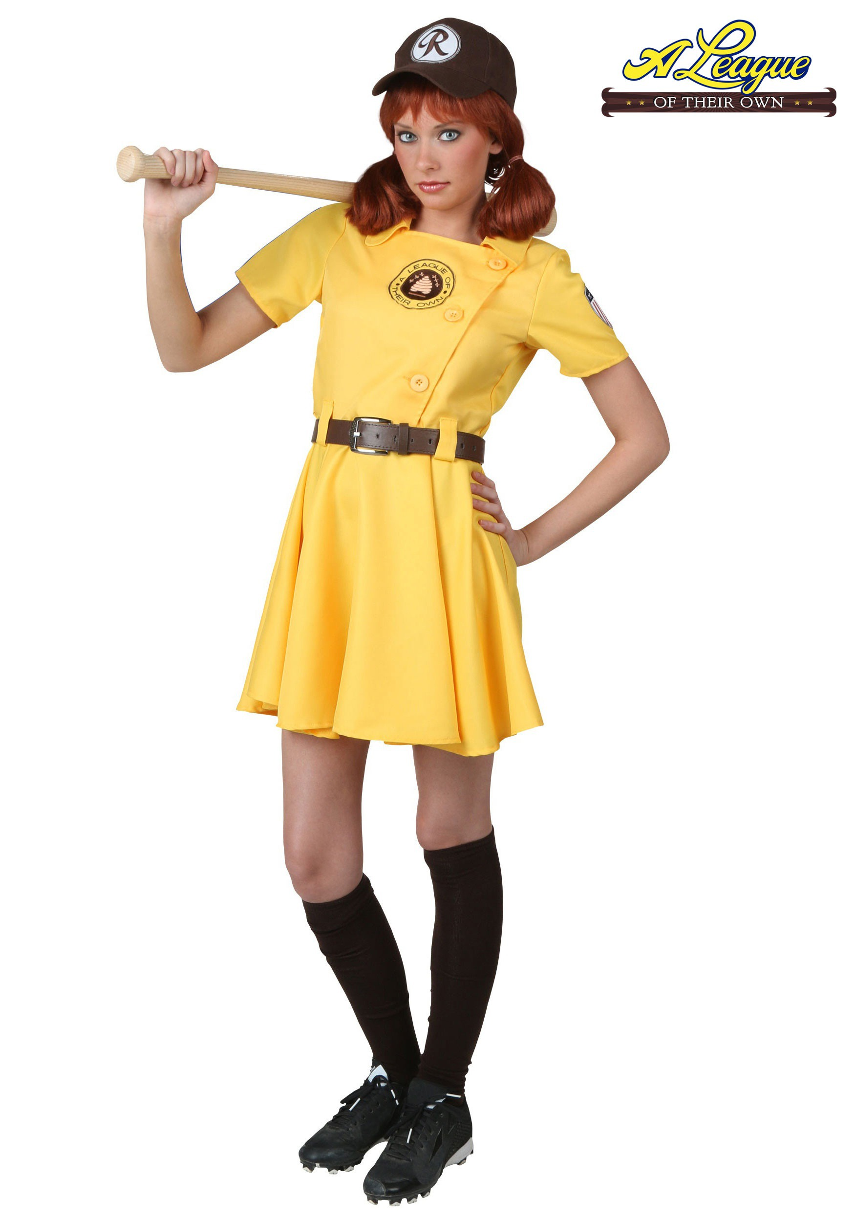 Women's A League of Their Own Kit Costume