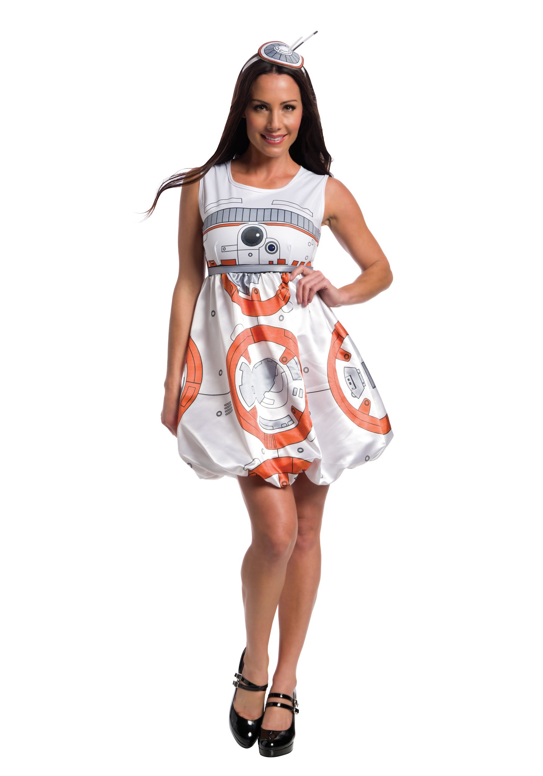 Women's BB-8 Dress