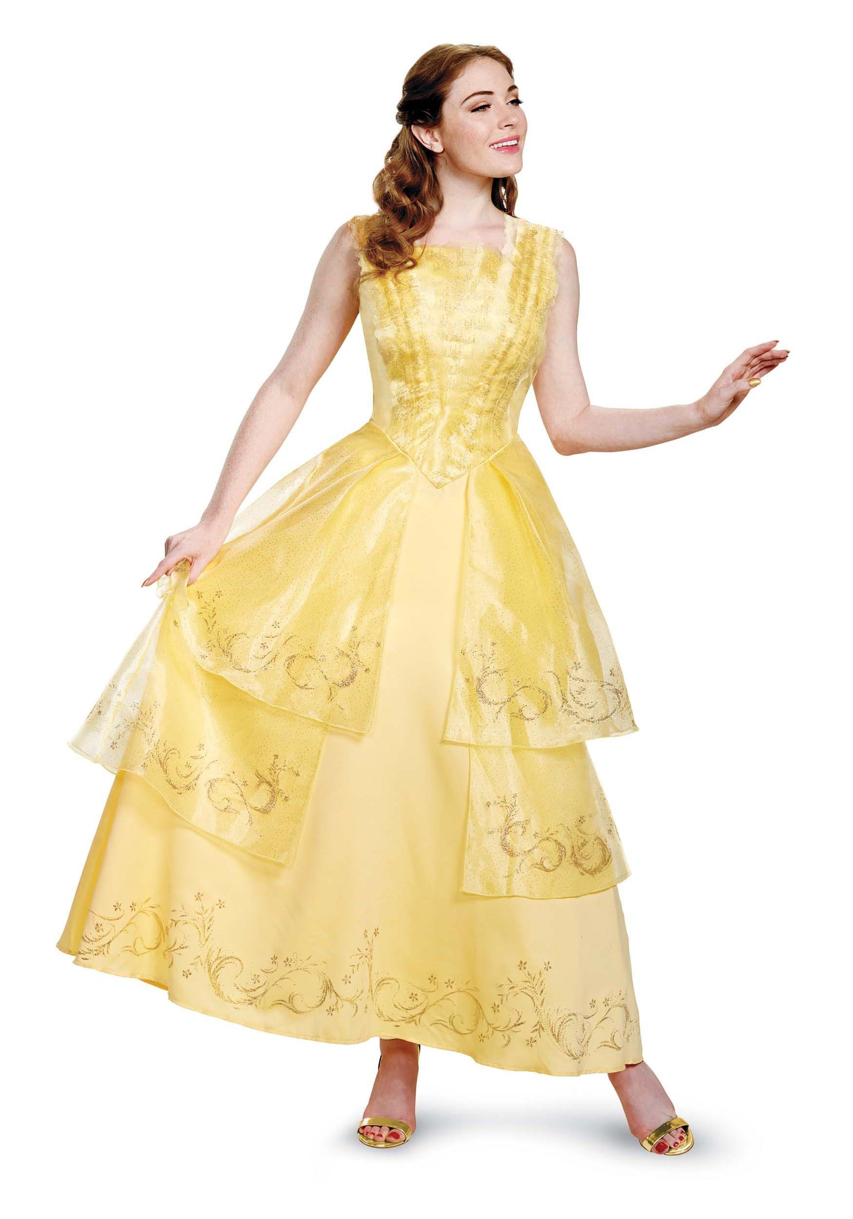 Women's Belle Ball Gown Prestige Costume