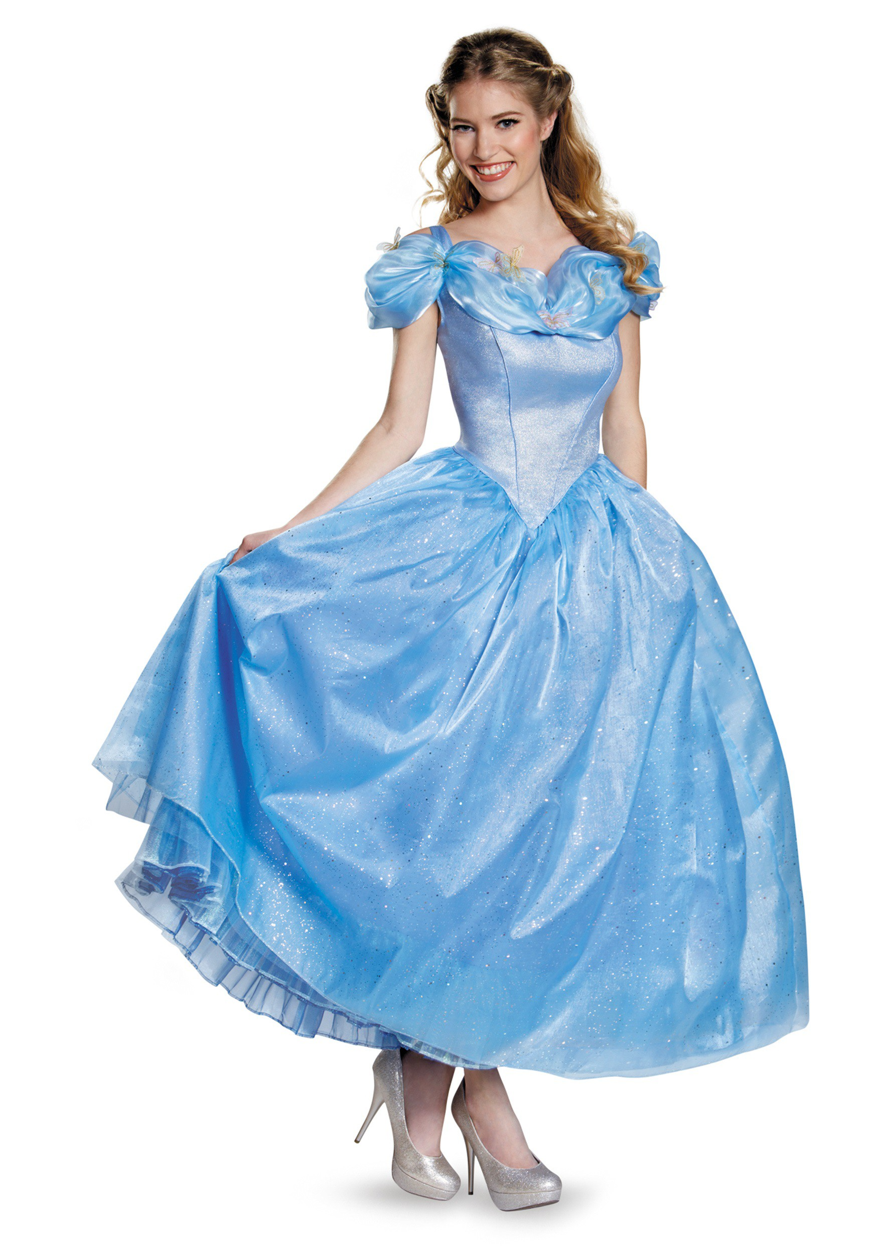 Women's Cinderella Movie Prestige Costume