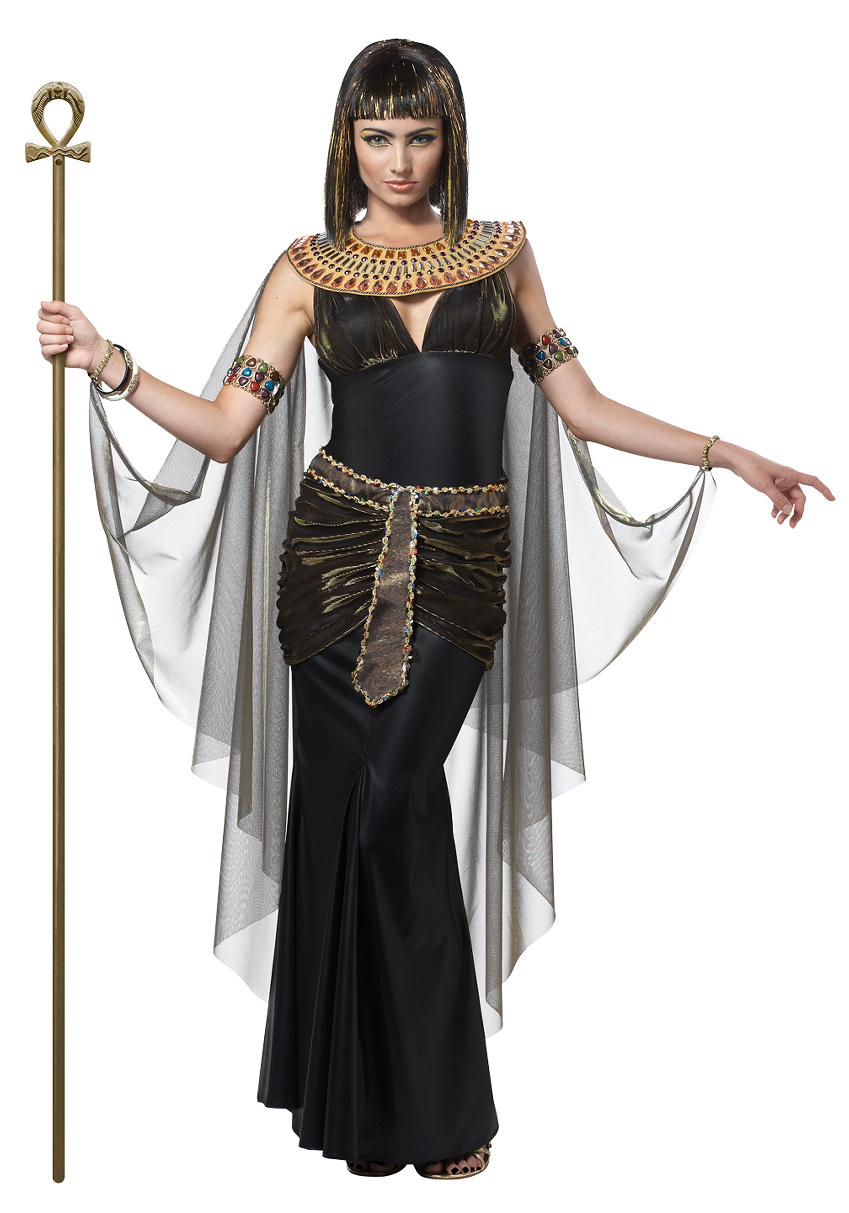 Womens Cleopatra Costume
