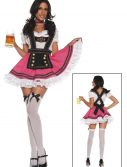 Women's Fancy Beer Girl Costume