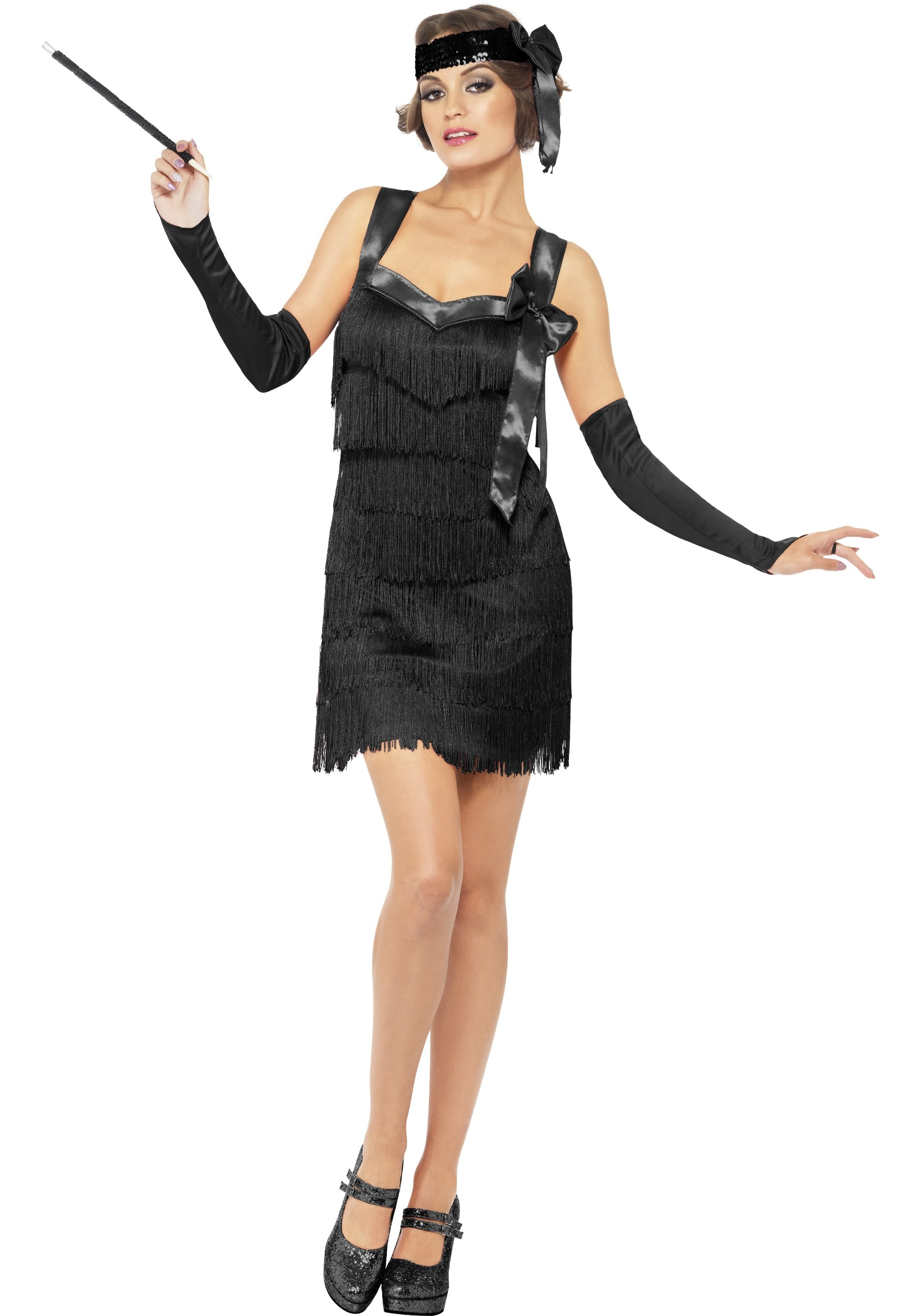 Women's Foxy Flapper Costume