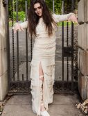 Women's Full Length Mummy Costume