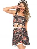 Women's Groovy Go Go Girl Costume