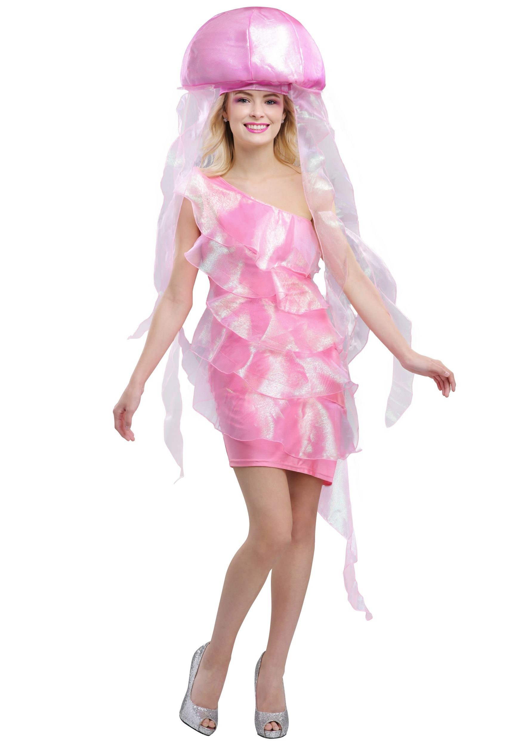 Women's Jellyfish Costume