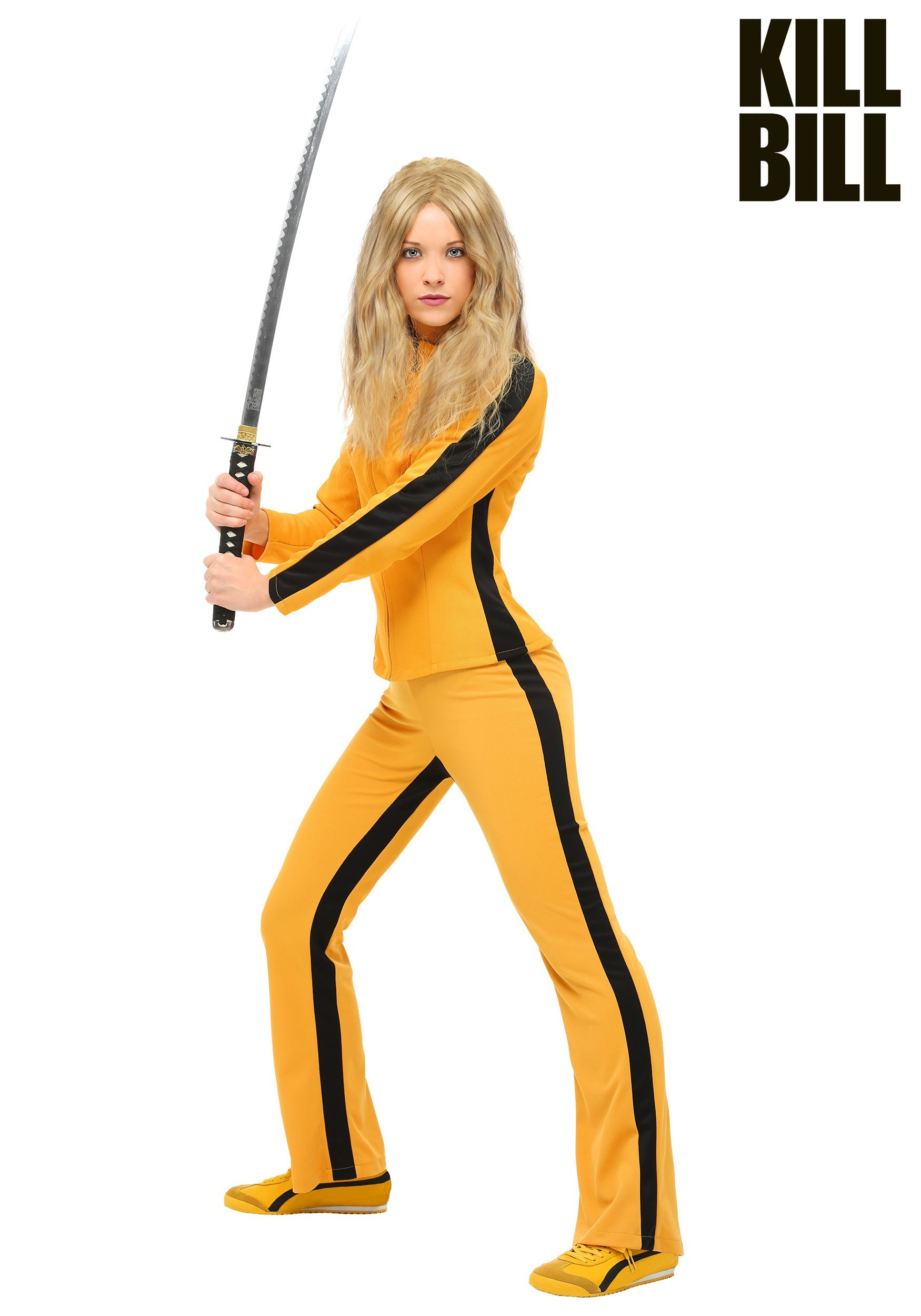 Womens Kill Bill Beatrix Kiddo Women's Costume