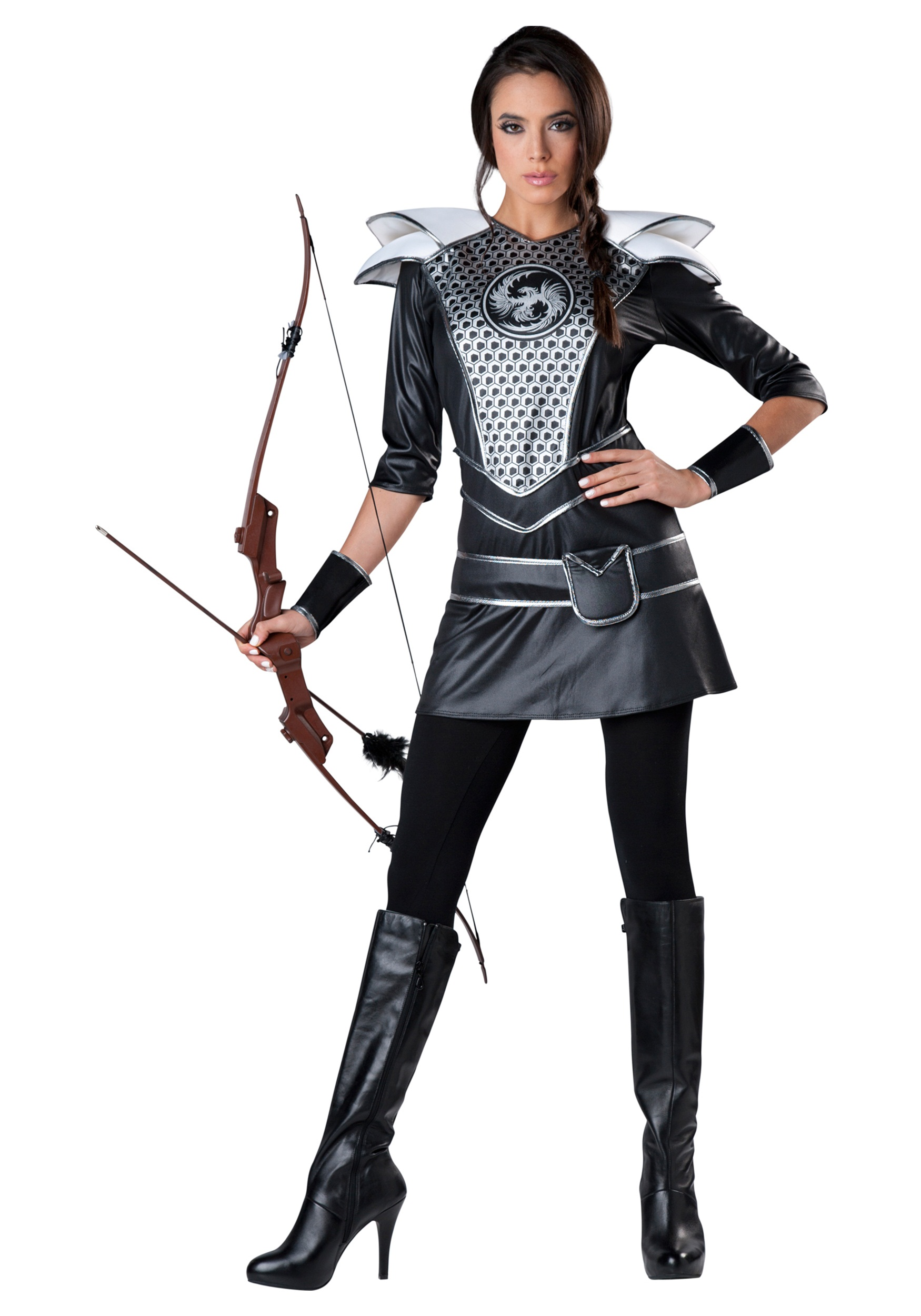 Women's Midnight Huntress Costume