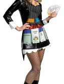 Women's Monopoly Costume