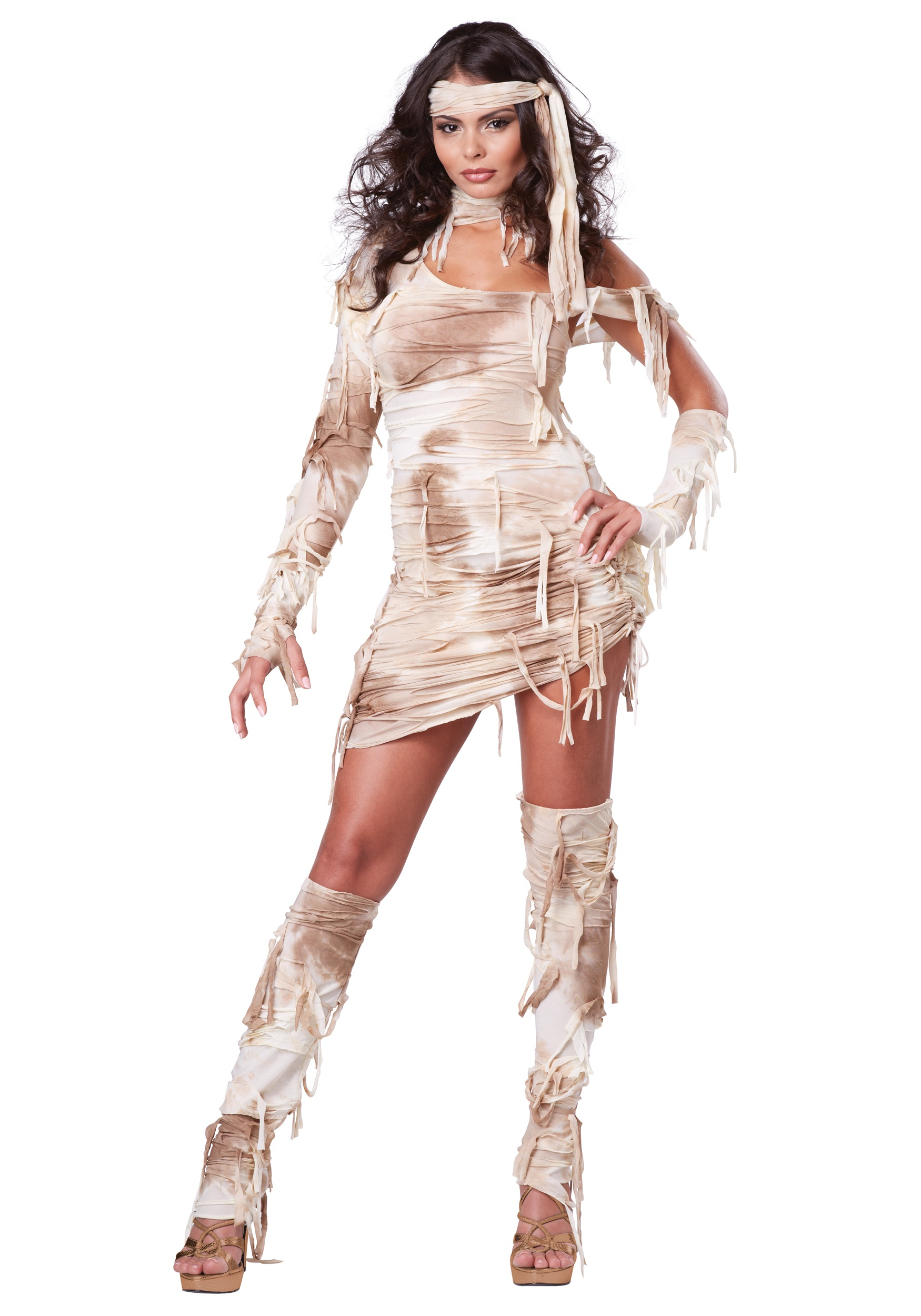 Women's Mystical Mummy Costume