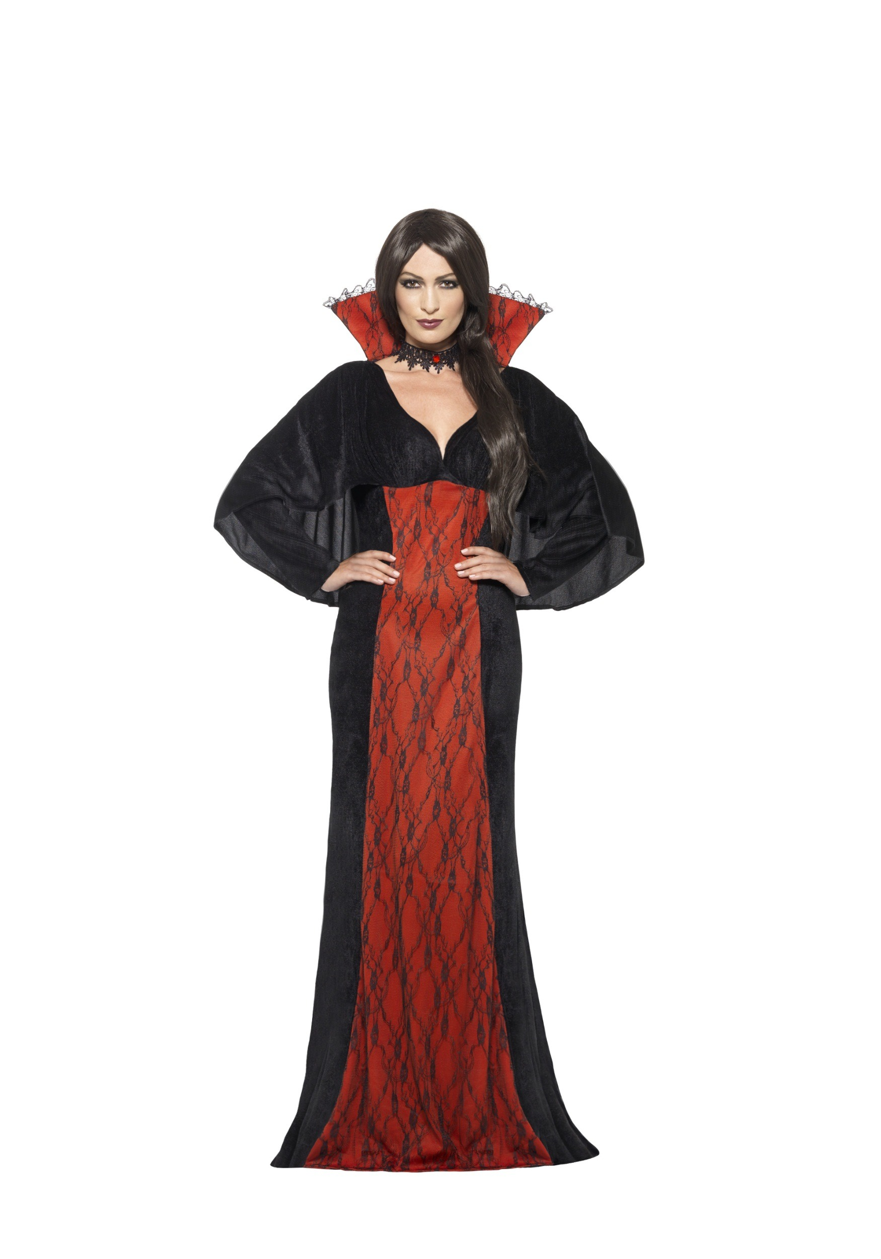 Women's Mystifying Vamp Costume
