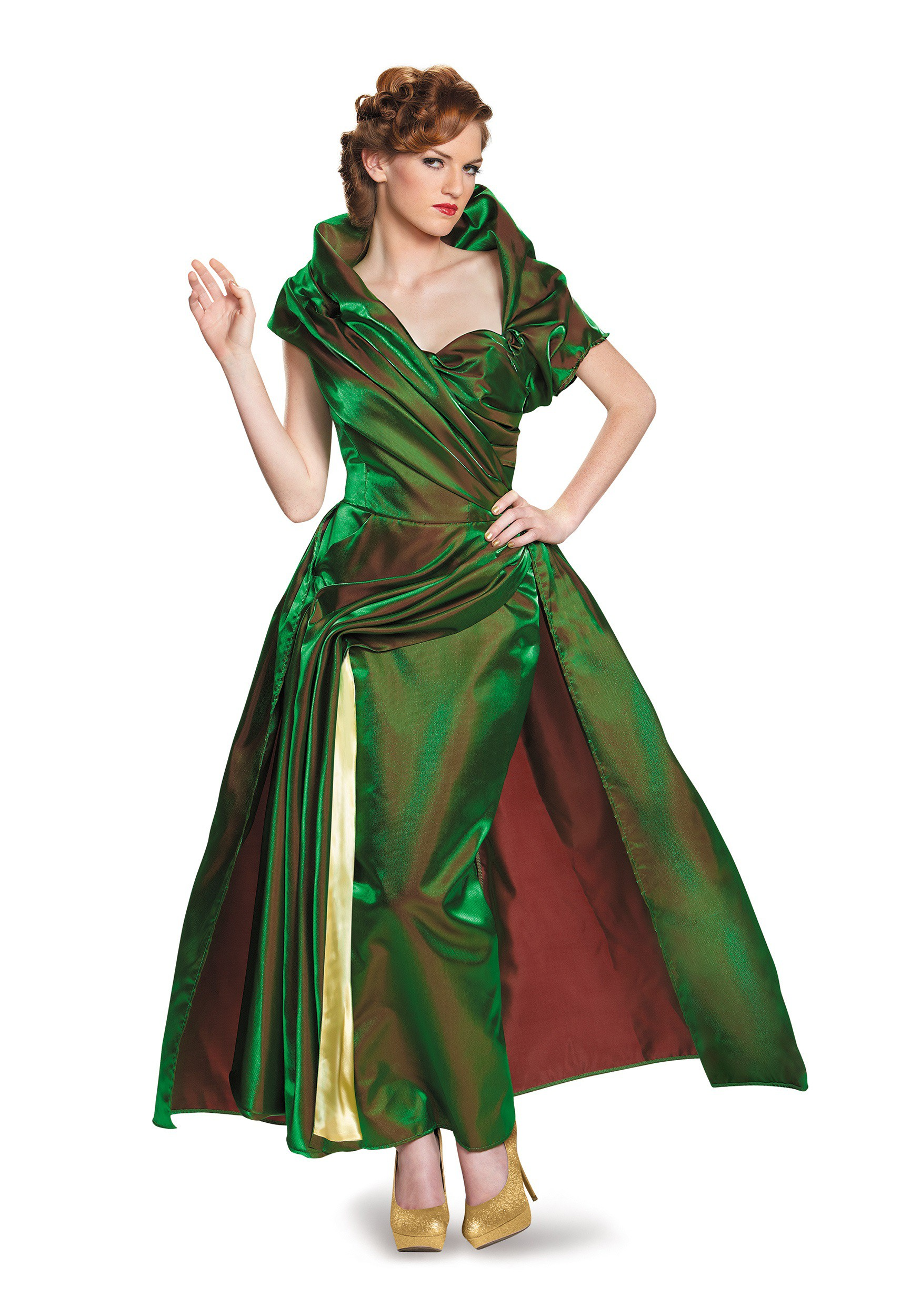 Women's Prestige Lady Tremaine Costume