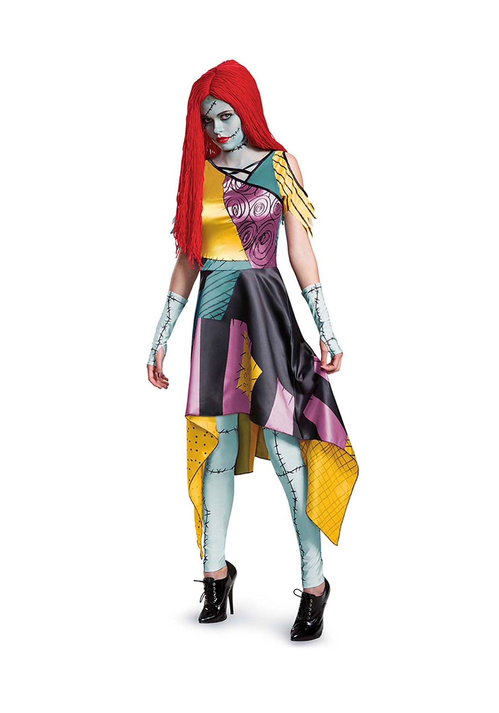 Women's Prestige Sally Costume