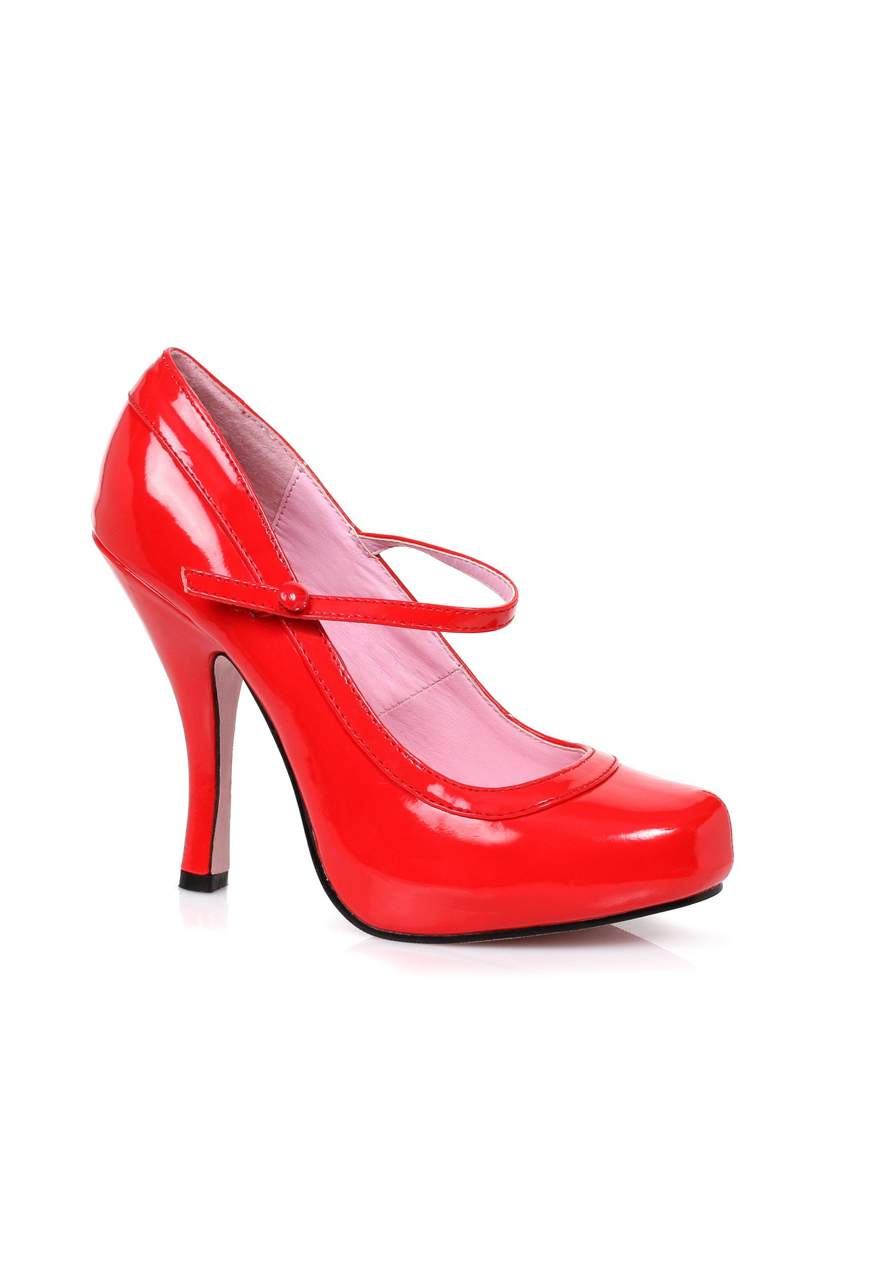 Women's Red Baby Doll Heels