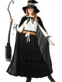 Women's Salem Witch Plus Size Costume